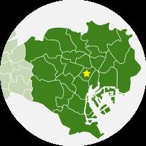 東京都心のラボ